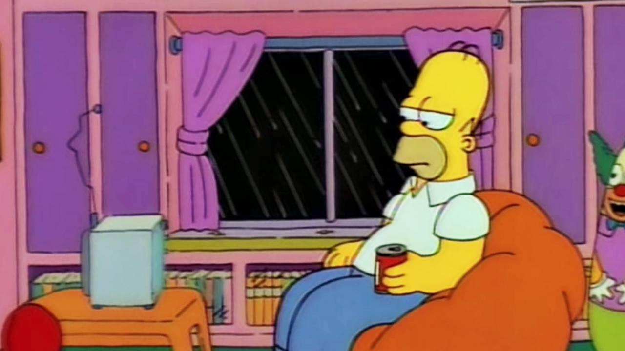 Los Simpson misterioso cuarto