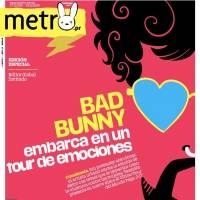 Bad Bunny asume las riendas de Metro como