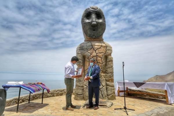Julio Isamit se suma a Pancho Saavedra y Luis Jara como embajador de la cultura Chinchorro
