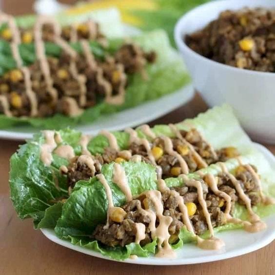 recetas almuerzos fáciles y saludables