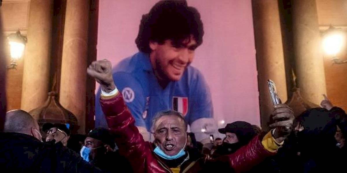 Maradona: ¿Quién tiene la última camiseta que usó en Napoli?