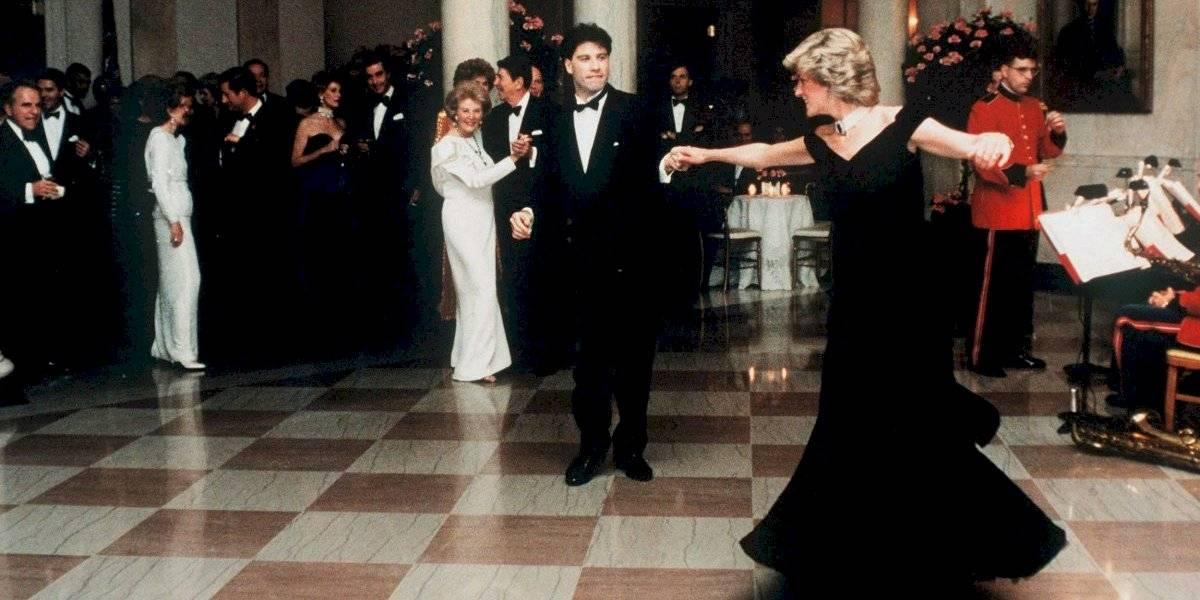 La increíble noche en que Lady Di cumplió uno de sus grandes sueños: bailar con John Travolta