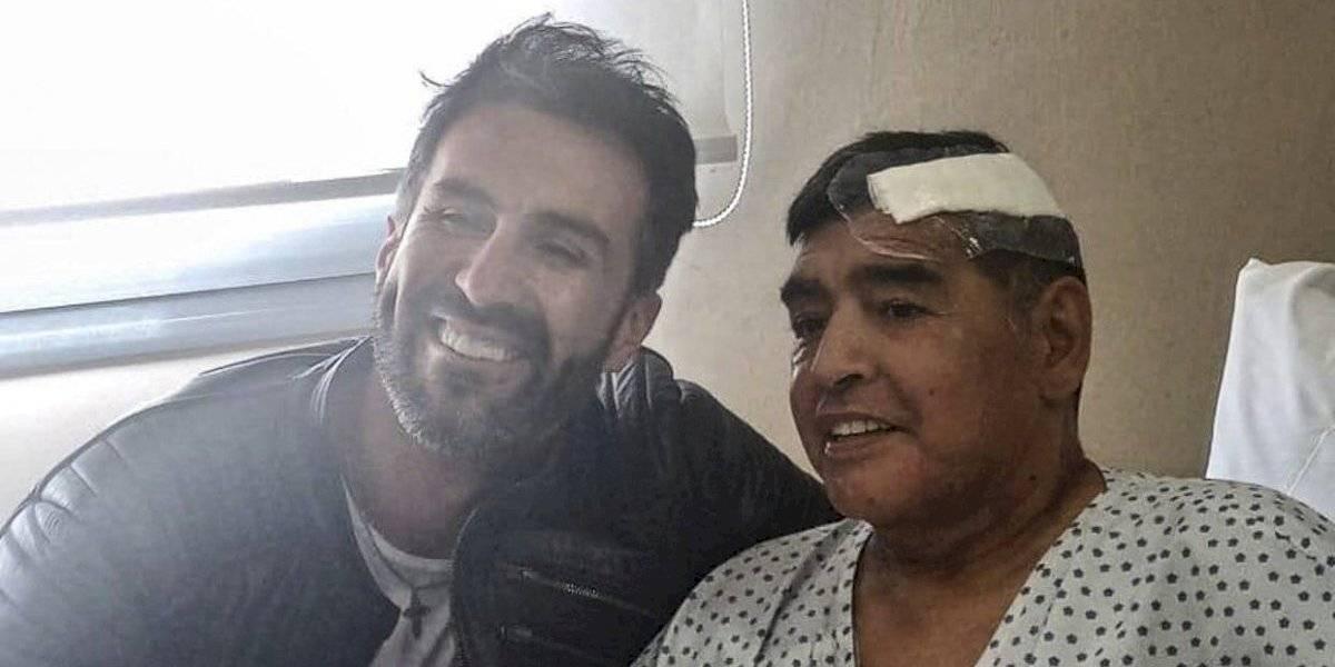 """Médico de Diego Maradona quedó imputado por posible """"homicidio culposo"""""""