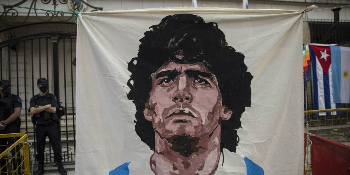 Peritajes descartan drogas y alcohol en muerte Maradona