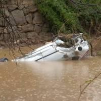 Al menos tres muertos tras inundaciones en Cerdeña, Italia