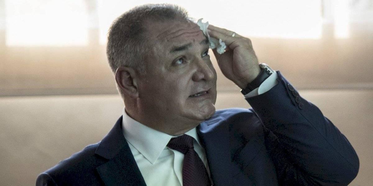 Libran orden de aprehensión en contra de García Luna