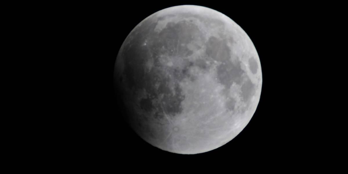"""Mañana se verá la """"Luna Fría"""", la última Luna llena del año y de la década"""
