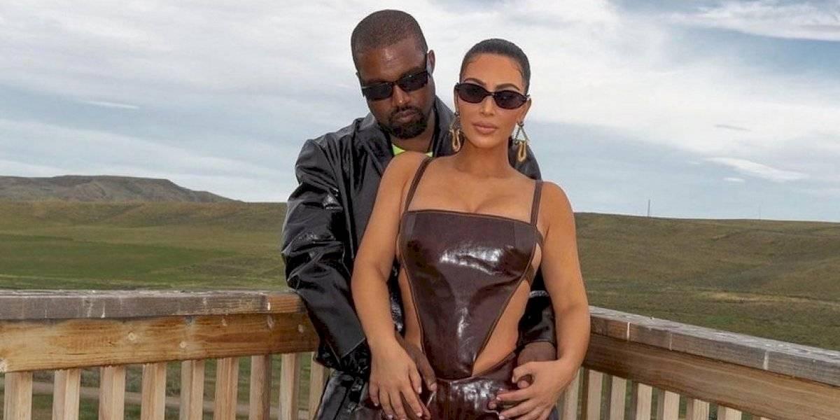 El regalo nada lujoso que le dio Kanye West a Kim Kardashian, y que ella presumió orgullosa
