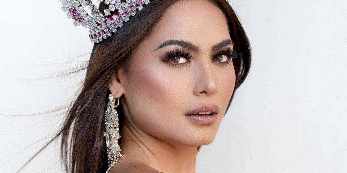 Andrea Meza pide no satanizar los concursos de belleza