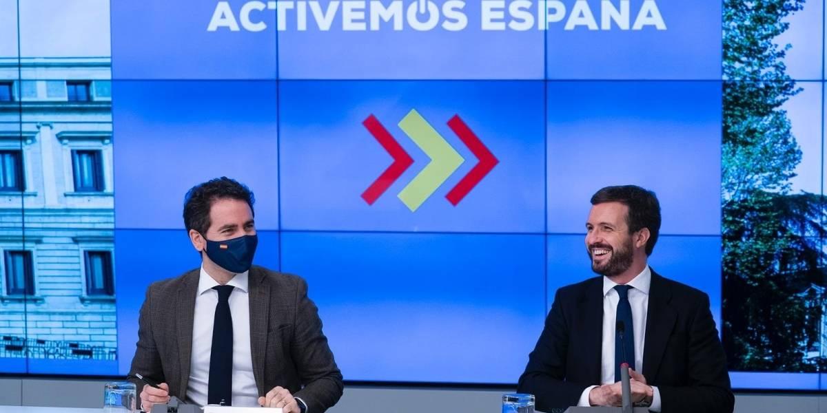 """España.- Casado dice que hace 5 semanas llamó a Sánchez pero no le ha devuelto la llamada: """"Entra en la mala educación"""""""