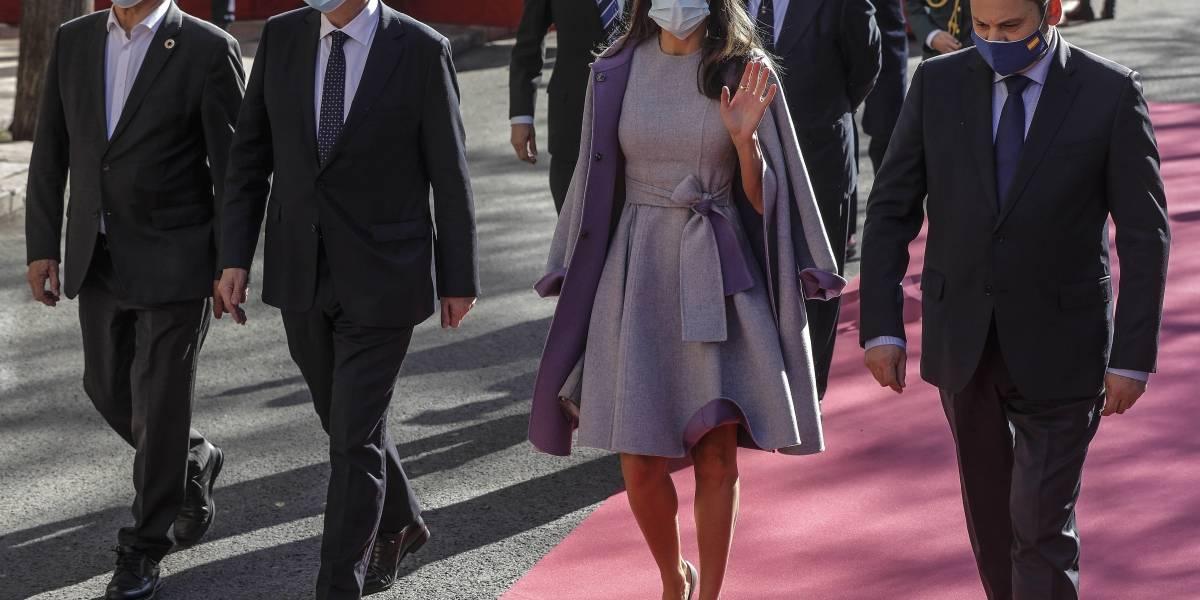 """Letizia.- VÍDEO: La Reina Letizia destaca en premios Jaume I la capacidad de proyectar una España """"moderna, solidaria y fuerte"""""""