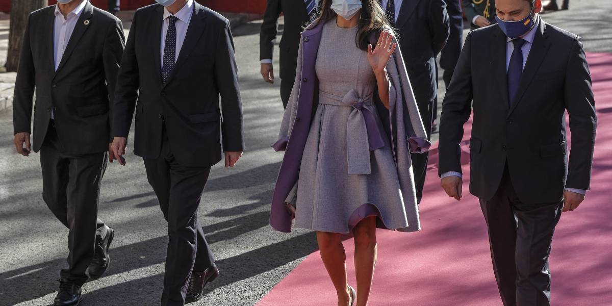 """Letizia.- La Reina Letizia destaca en los premios Jaime I la capacidad de proyectar una España """"moderna, solidaria y fuerte"""""""