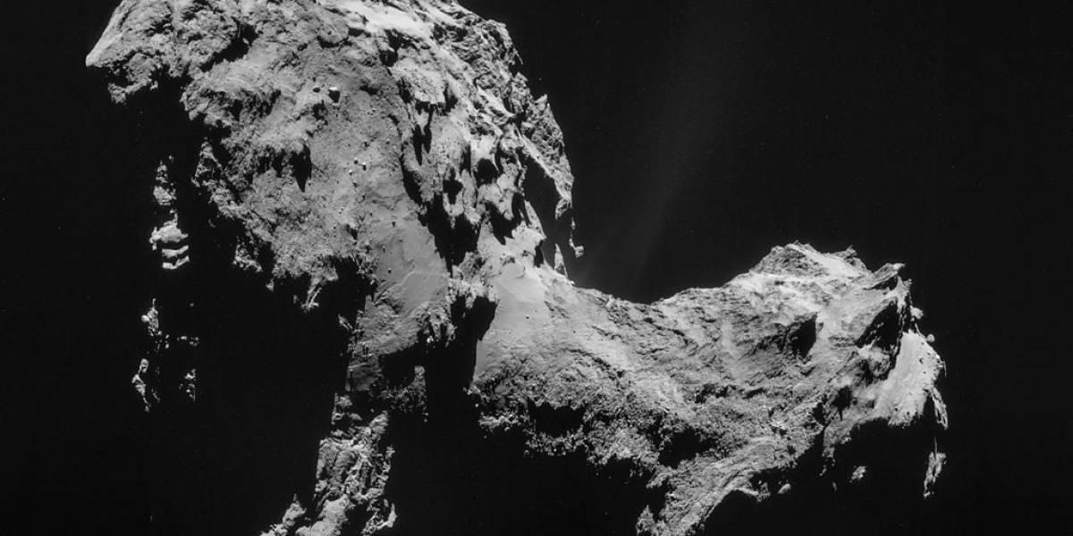 Ciencia.-Fósforo completa la lista de ingredientes de la vida en el cometa 67P