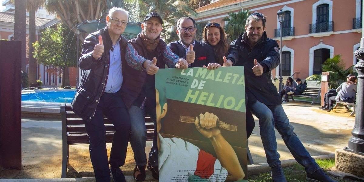 México.- La maleta de Helios' participa en Ventana Sur, el mercado cinematográfico más importante de América Latina