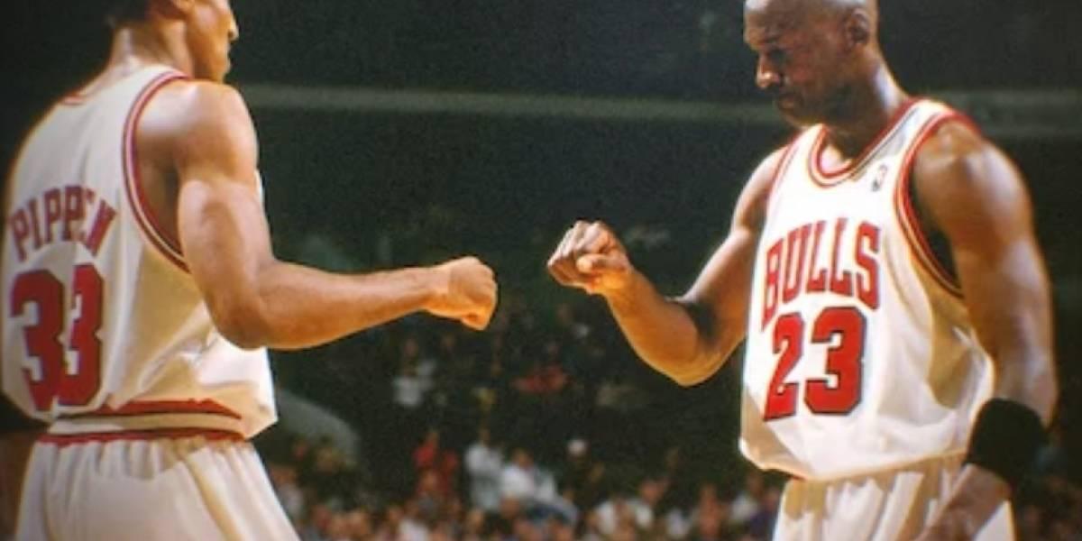 Cultura.- Michael Jordan dona dos millones de dólares de beneficios de su serie en Netflix al banco de alimentos