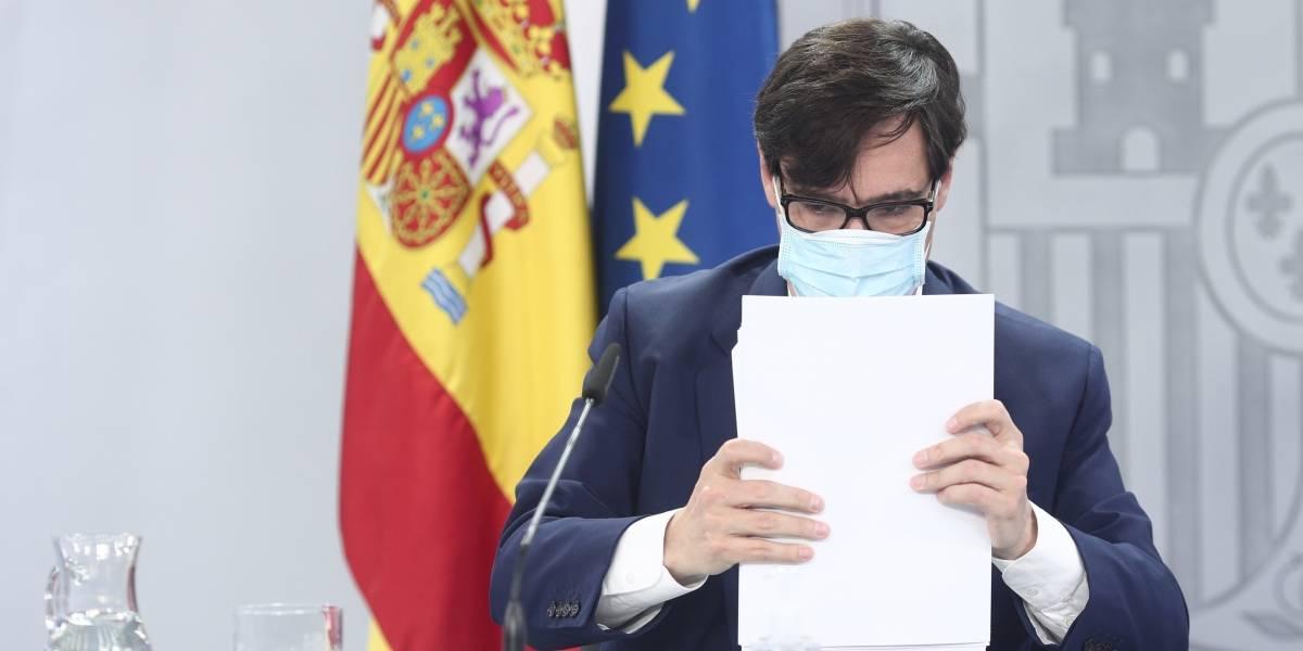 España.-Cvirus.- El Consejo de Transparencia ordena al Ministerio de Sanidad dar a conocer los nombres del comité de expertos