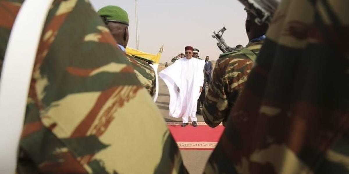 Níger.- Níger duplicará su Ejército hasta los 50.000 efectivos en los próximos cinco años