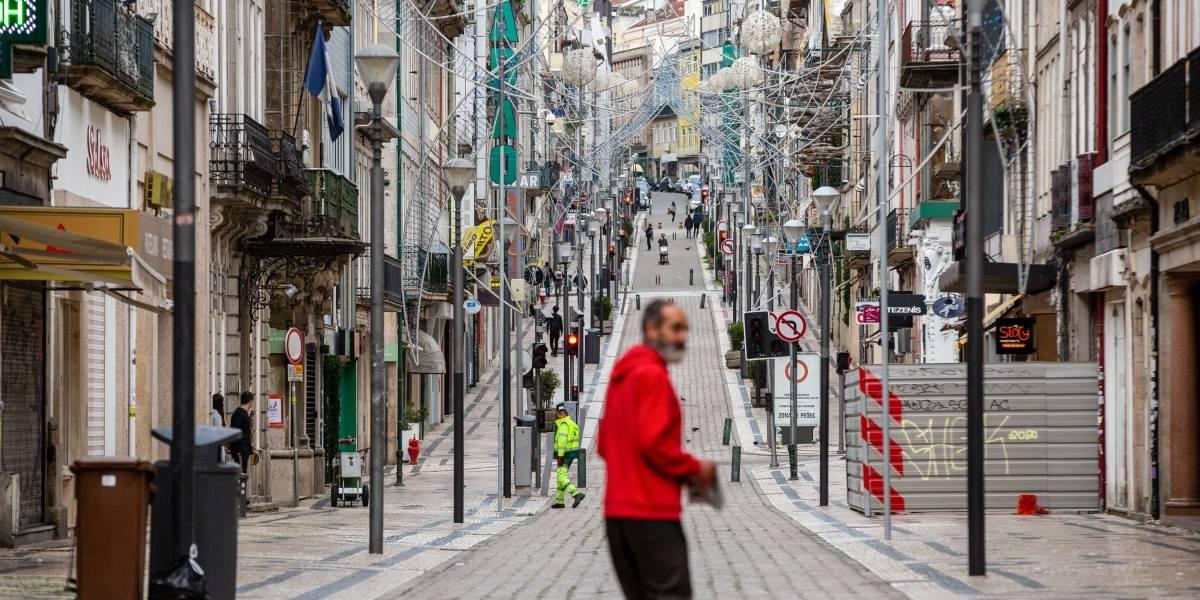 Coronavirus.- Portugal roza los 300.000 casos de coronavirus desde el inicio de la pandemia
