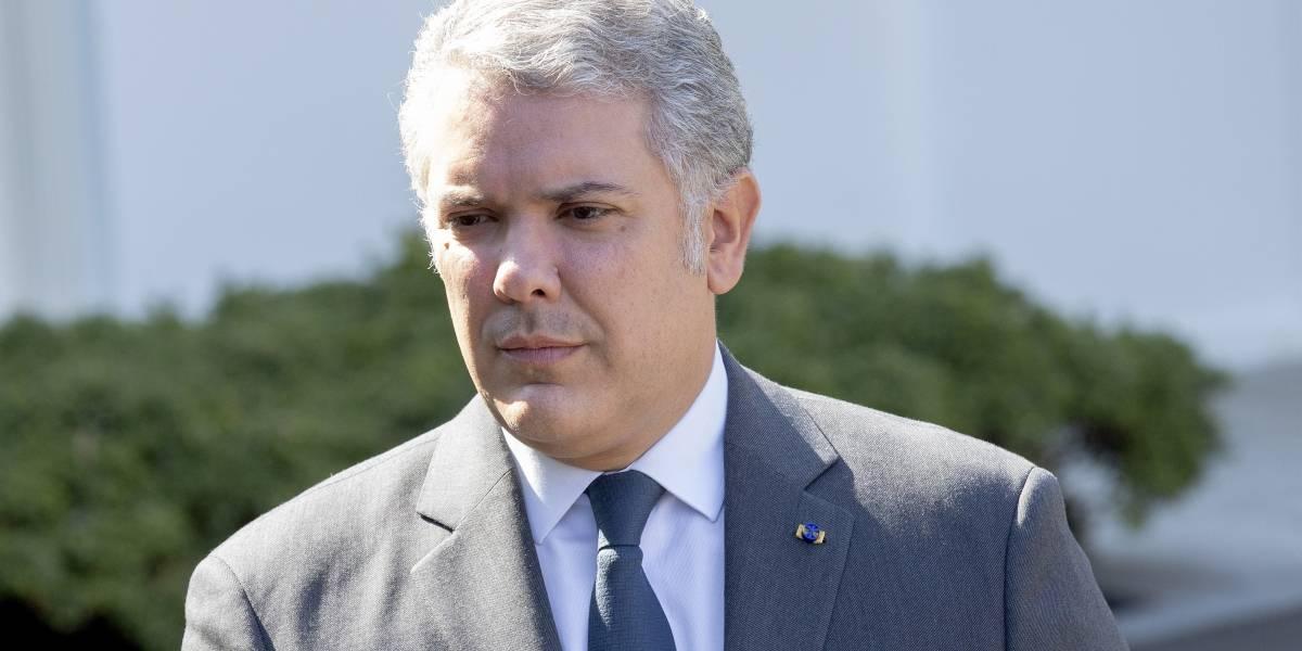 """Colombia.-Duque considera la """"transición de los desmovilizados a la legalidad"""" el paso más importante del proceso de paz"""