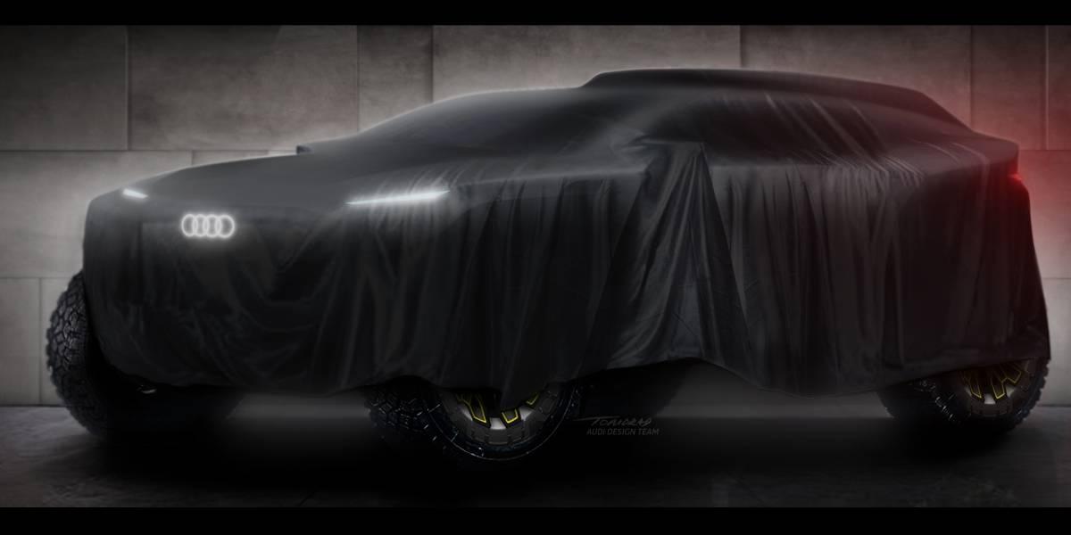 Audi cambia la Fórmula E por el Rally Dakar 2022