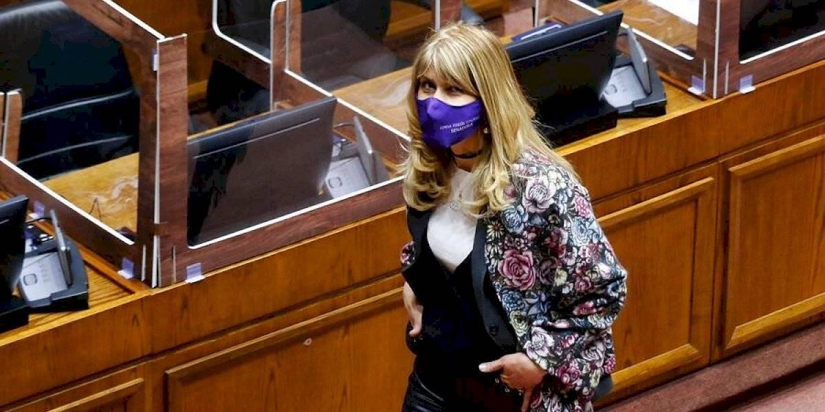 """Senadora Ximena Rincón: """"Yo no sabía que mi hermano era abogado de Felices y Forrados"""""""