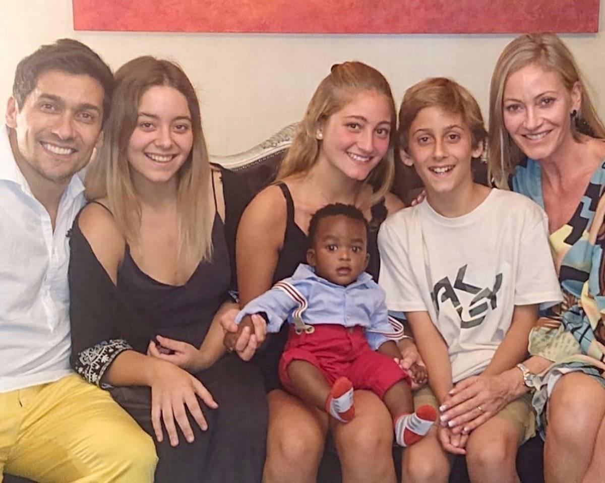 Familia Araneda Vacarezza