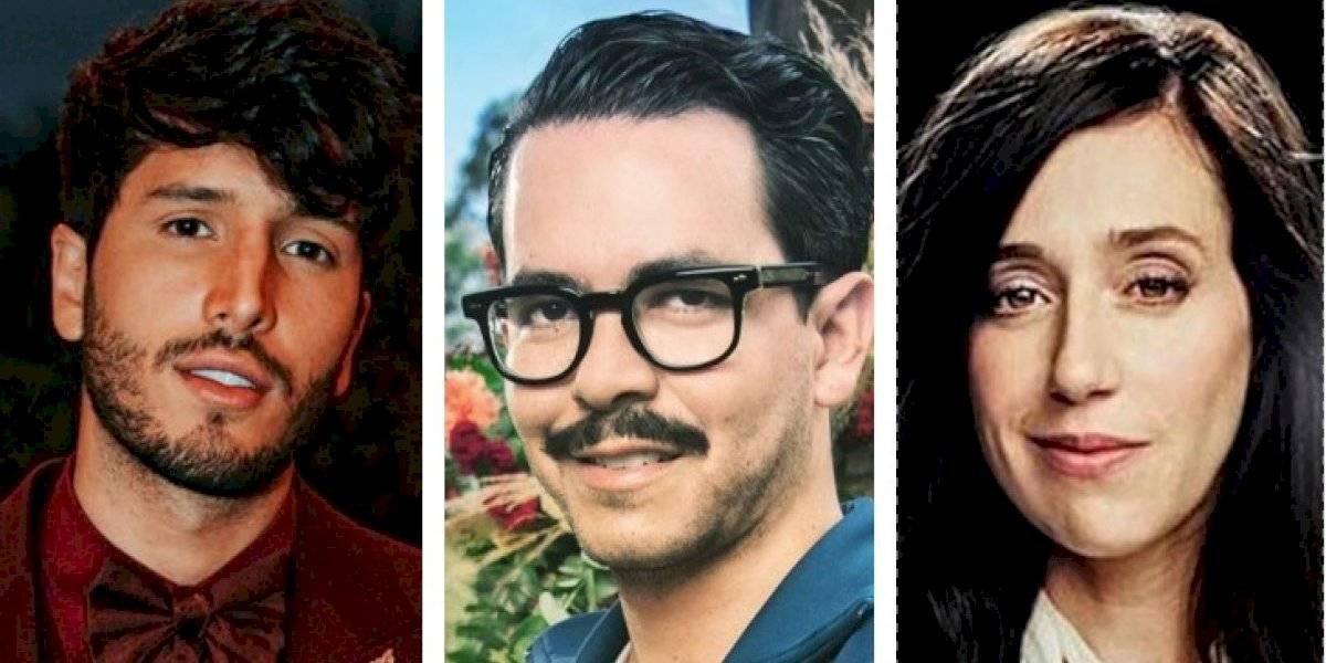 Manolo Caro hará serie musical con Sebastián Yatra y Mariana Treviño