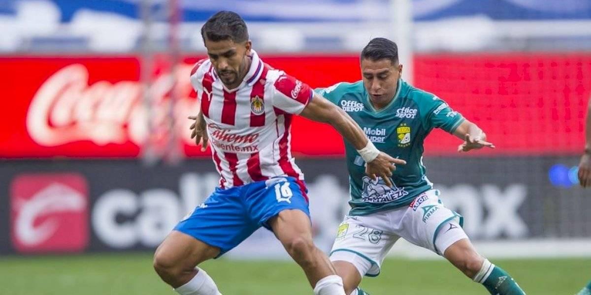 Juego de ida entre Chivas y León será a puerta cerrada