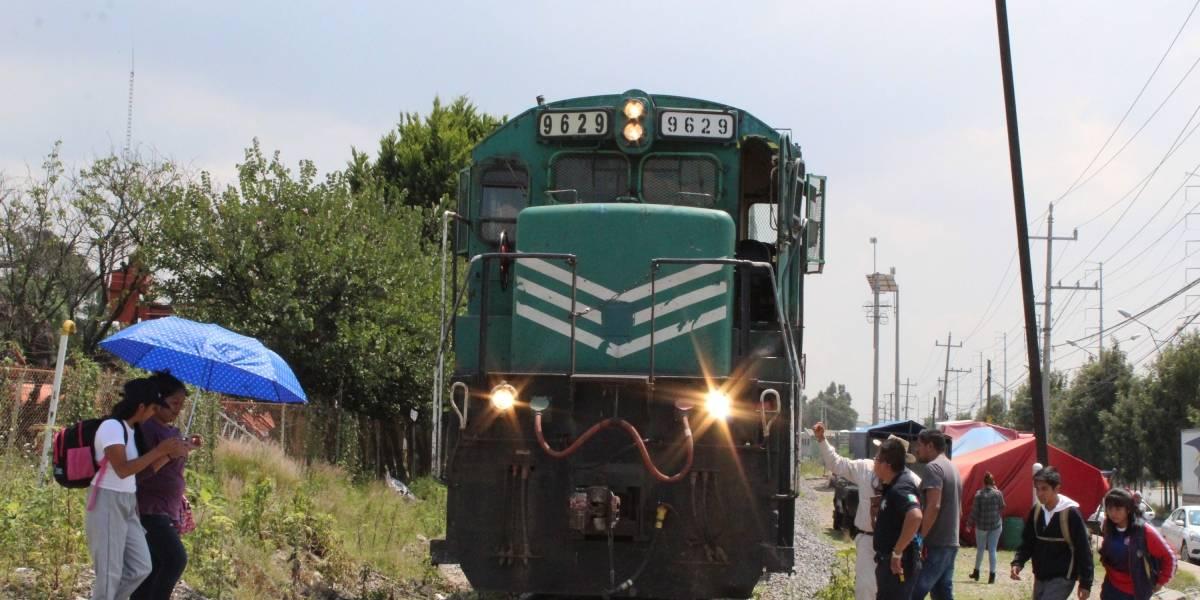 Asegura Barbosa que en Puebla ya no hay robo a trenes
