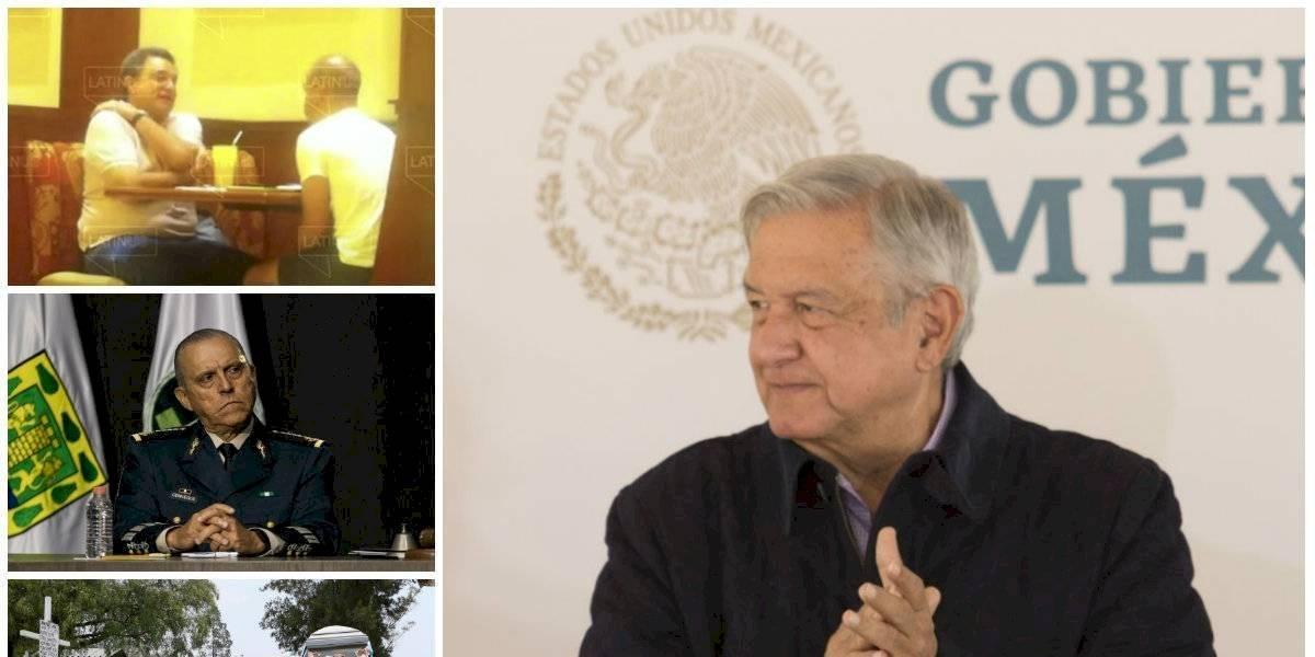 Las 10 polémicas que marcaron el segundo año de gobierno de AMLO
