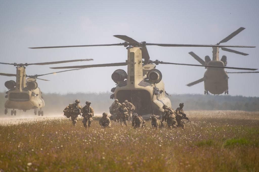 Helicópteros de Estados Unidos.