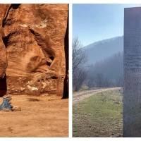 ¿Desapareció el monolito de Utah? Sí, pero ahora hay otro en Rumania: ¿Qué está pasando?