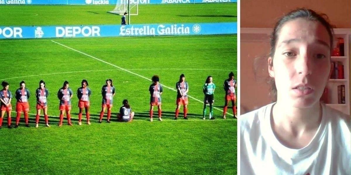 Paula Dapena recibe amenazas de muerte por no participar en homenaje a Diego Maradona