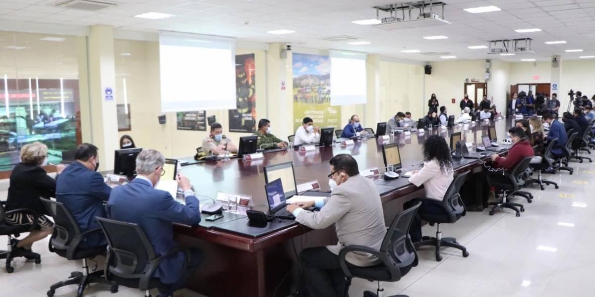 COE Nacional pide a organizaciones políticas evitar aglomeraciones durante campaña rumbo a elecciones 2021