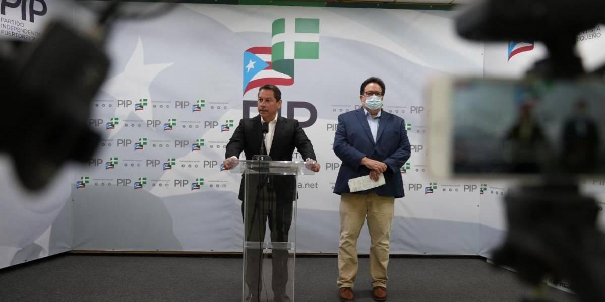 """Proyecto de estatus del PNP """"es una canallada"""" a juicio de Juan Dalmau"""