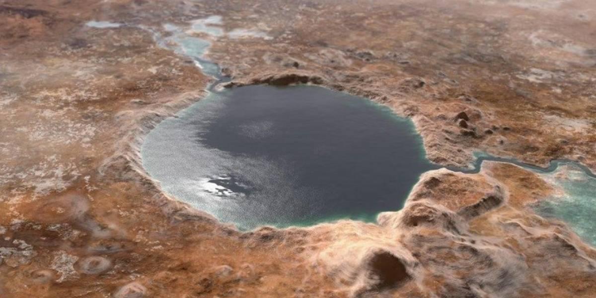 Ciencia.-Nueva tecnología para extraer oxígeno e hidrógeno de salmuera de Marte