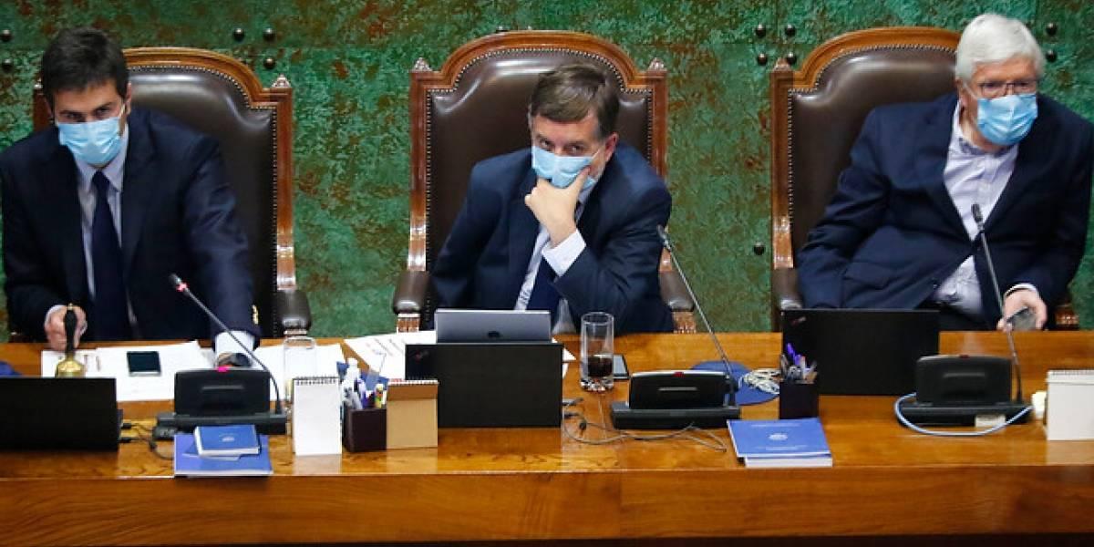Derrota de la oposición: Cámara de Diputados rechazó censura de la mesa