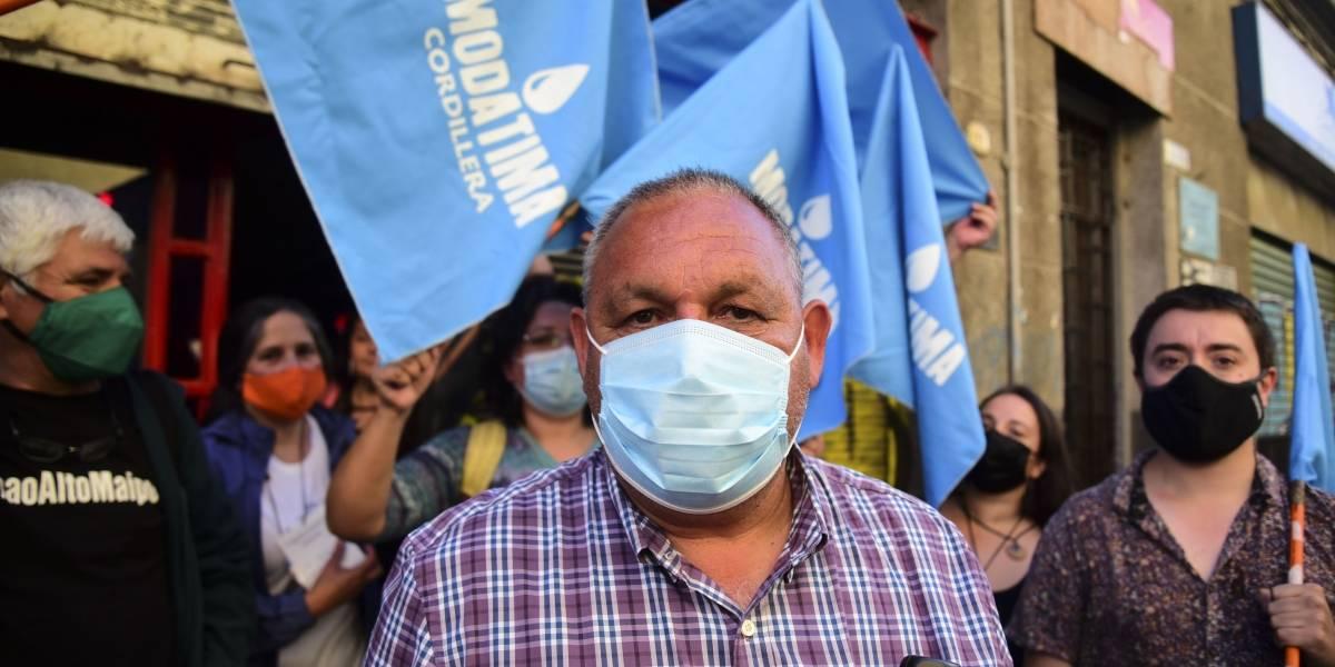 """Rodrigo Mundaca: """"La gente no está en condiciones de seguir delegando el poder en los mismos de siempre"""""""