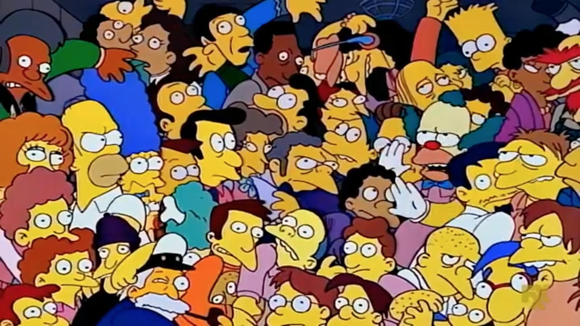 Los Simpson Dónde está Wally