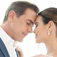 Carlos Ponce y Karina Banda contraen matrimonio en ceremonia íntima