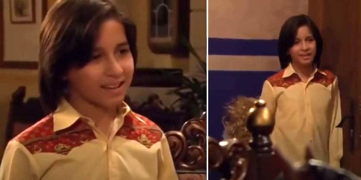 """Descubre qué fue de Diego Ávila, el actor que interpretó a 'Chuy' en """"Soy tu dueña"""""""
