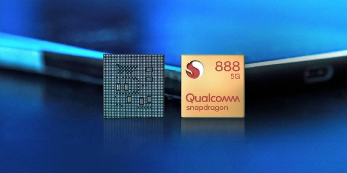 Snapdragon 888: conoce el nuevo procesador de Qualcomm para la gama alta