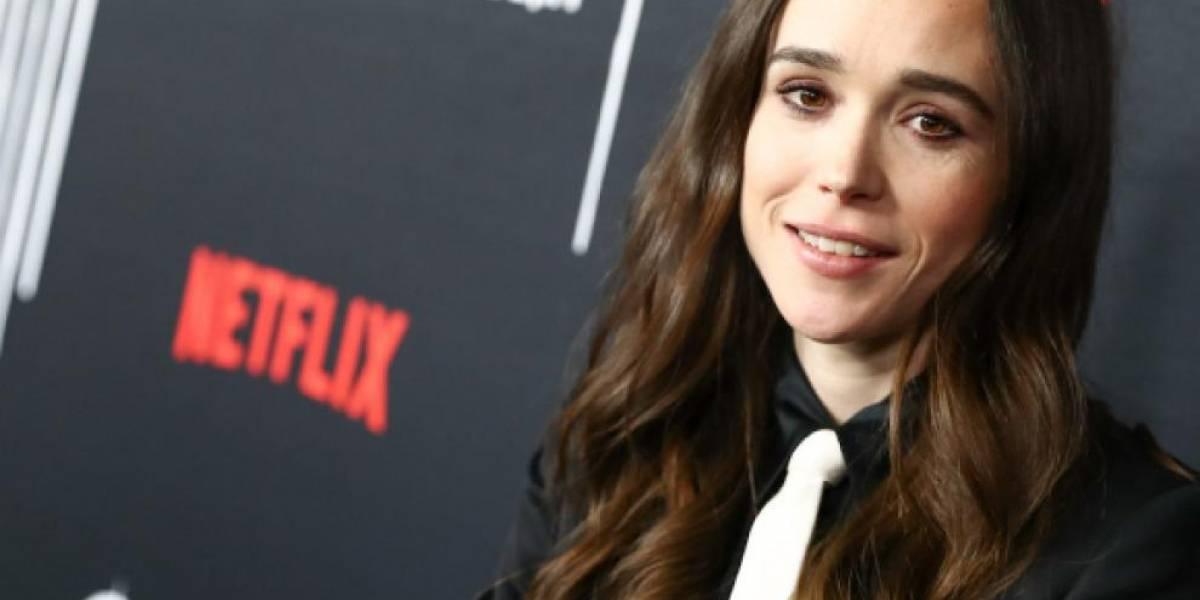Elliot Page, estrella de 'X-Men', 'Juno' y más reciente de 'Umbrella Academy' se declaró transgénero