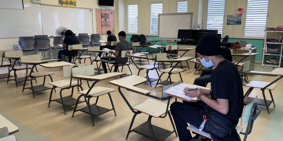 Cerca de 11 mil estudiantes han asistido a tomar el College Board