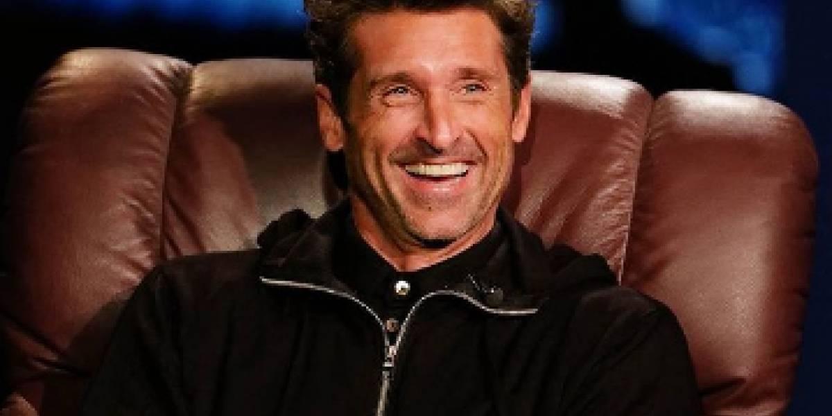 """Este actor iba a interpretar a """"Derek Shepherd"""" en Grey's Anatomy"""