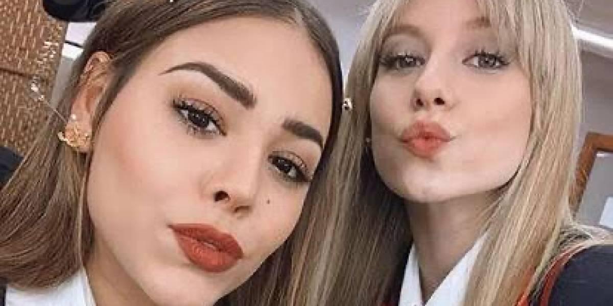 ¿Amigas o rivales? Danna Paola postea imagen junto a sus excompañeras y no aparece Ester Expósito