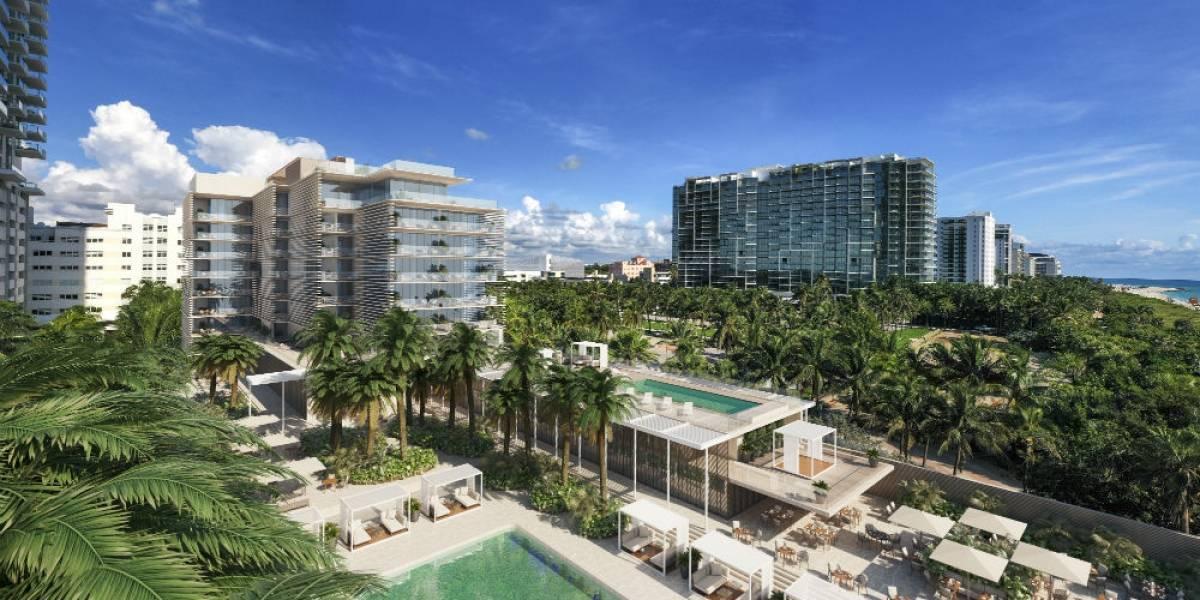 Bvlgari abrirá hotel en Miami Beach en 2024
