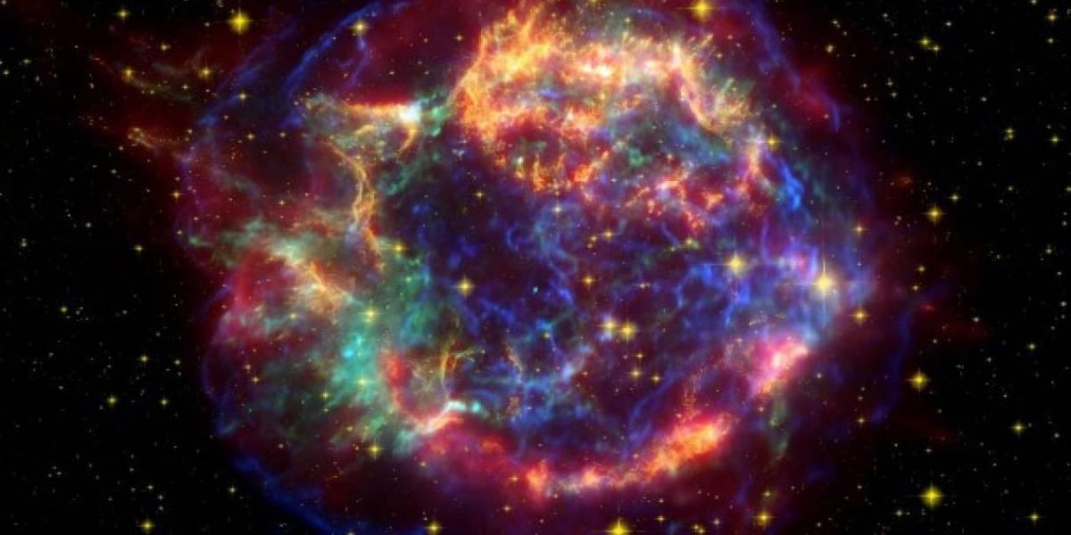 El sonido de las galaxia Bullet Cluster y la Nebulosa del Cangrejo, según los datos de la NASA