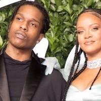 Rihanna decide darse un nueva oportunidad en el amor con el rapero A$AP Rocky