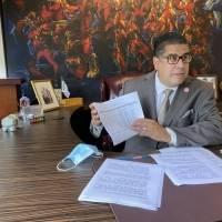 Tatito Hernández anuncia que van a evaluar la nominación de Kermit Lucena